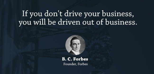 B.C Forbes